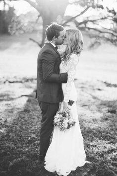 Bride and Groom Wedding Photo Ideas 67