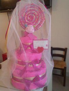 diapper cake