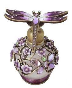 Насекомые в дизайне парфюмерных флаконов: стрекозы - Ярмарка Мастеров - ручная работа, handmade