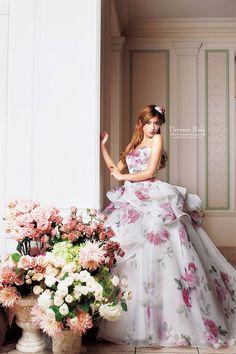Devenir Rola(ローラ)   ウェディングドレス・カラードレス from エスプリ・ド・ナチュール