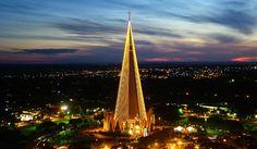 Catedral de Maringá: Natal de Luz | MATRAQUEANDO