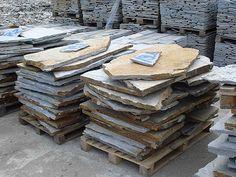 přírodní kámen Rula ručně štípaný-na obklad