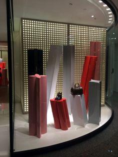 Louis Vuitton Monogram Windows at Times Square, Hong Kong » Retail Design Blog