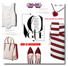 Untitled #505 by jelenalazarevicpo on Polyvore featuring polyvore fashion style N°21 Baccarat Wildfox clothing