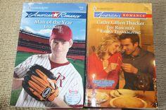 3 Harlequin American Romance books / Harlequin novels by TheKindLady on Etsy