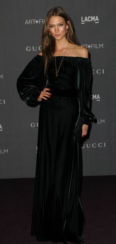 My favorite model Karlie Kloss in Gucci.  http://markdsikes.com/wp-content/uploads/2012/11/2.-Screen-Shot-2012-10-27-at-10.14.06-PM.png