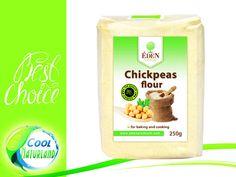 Kichererbsenmehl 250g Glutenfrei, Laktosfrei, Vegan, Rohkost