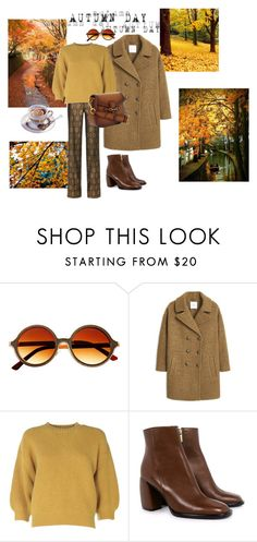 """""""Без названия #275"""" by non-mi-piace ❤ liked on Polyvore featuring MANGO, 3.1 Phillip Lim, TIBI and Gucci"""