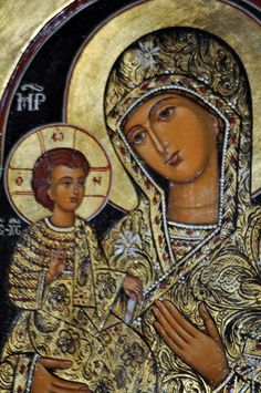 Mary the Mother of God
