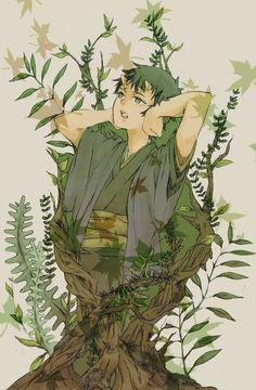 /Mushishi/#804695 - Zerochan | Artland | Yuki Urushibara