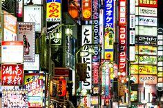 https://flic.kr/p/CMmzJG | Neon Town | Kabukicho Tokyo