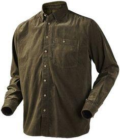 KOSZULA SZTRUKSOWA MORCOTT SHIRT SHADED OLIVE   Odzież \ Koszule męskie