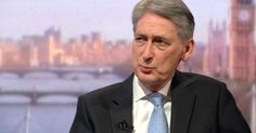 """I would not publish MY tax returns this is just Labour playing at politics The Chancellor snapped it was """"demonstration politics' when asked if he'd take the same move as his Labour rival ahead of the 2017 Budget"""