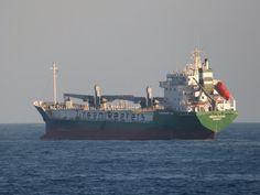 Puerto de Las Palmas. Gran Canaria     : Green Ocean Vessel en el Puerto de la Luz  Gran Ca...