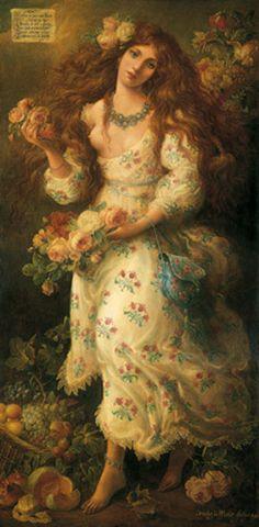 Cornelis le Mair: Flora