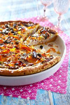 Porkkanainen lihapiirakka | K-ruoka