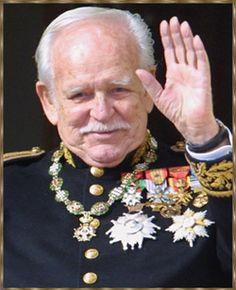 Fürst Rainier III. von Monaco