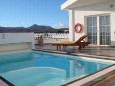 Villa Vitis for rent in Lanzarote  (www.villas-lanzarote.org)