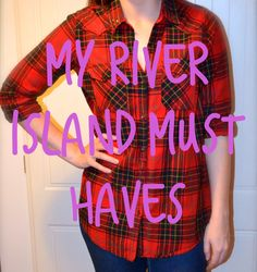 River Island Must Haves