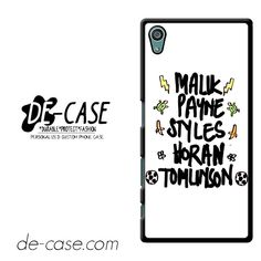 One Directin Names DEAL-8189 Sony Phonecase Cover For Xperia Z5
