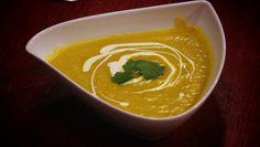 Creme de Cenoura e Coentros - Prato do Dia   24Kitchen Thai Red Curry, Ethnic Recipes, Food, Salads, Dishes, Recipes, Essen, Meals, Yemek