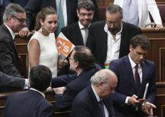 Ciudadanos se une a PSOE y Podemos contra el PP por el caso Soria