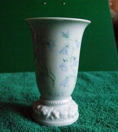 Rosenthal Rut Bryk Porcelain Mini Vase white RARE