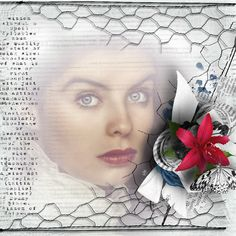 I've made page using Digita art kit Whispers by G&T Designs at  www.e-scapeandscrap.net/ picture by kind permision of Marta Everit Photography