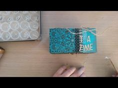 Made by Sannie: Tea Time Box with video tutorial