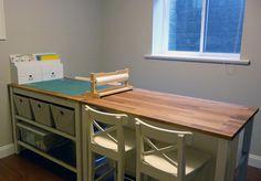 Ingolf and stenstorp - keuken Ikea Kitchen, Kitchen Ideas, Ikea Shopping, Piano Room, Room Setup, Home Crafts, Home Kitchens, Farmhouse Style, Quartos