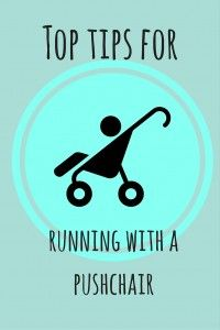 Top tips for running with a buggy