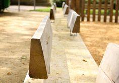 Mobilier Square du Creux d'Enfer Olivier Lesage - Paysagiste DPLG