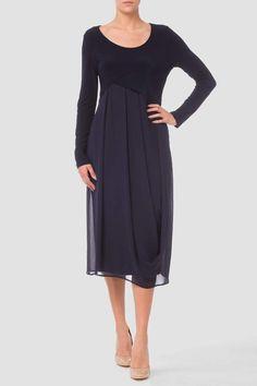 Joseph Ribkoff Bess Midnight Dress