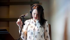 Studio Complex    Vocalist Sarah Mount. Mount is a student of the Master in Contemporary Studio Performance.
