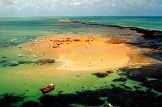 Ilha de Areia Vermelha , João Pessoa, Paraiba, Brasil