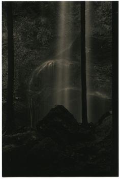 Yamamoto Masao works / kawa-1 / silver gelatin print