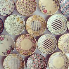 豆皿とりどり。 これだけでも多彩で多芸なことが見て取れます。
