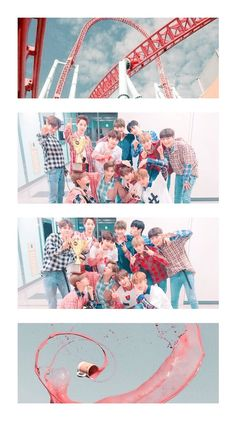 Wanna one 💕 Kids Wallpaper, Tumblr Wallpaper, I Miss You Guys, Ong Seung Woo, Lucas Nct, My Destiny, Ha Sungwoon, Pretty Wallpapers, Love Me Forever