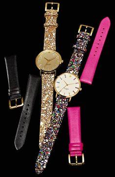 kate spade new york 'metro grand' boxed watch set | Nordstrom