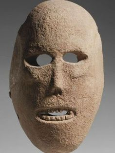 The Archaeology News Network: Rare Neolithic mask