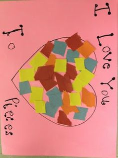This gives me a great idea! Im going to the Dollar Tree to buy a preschool-appropriate puzzle for the kids in Nicks class  putting this saying on it for Valentines gifts instead of candy  junk.