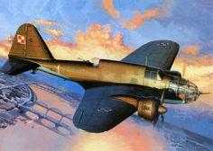 PZL P-37A