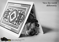 My Nikon camera advert