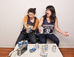 Broad City. These girls are hilarious. If you haven't already you need to check it out
