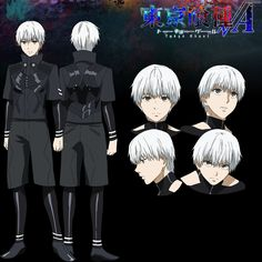 The official website for the anime adaptation of Sui Ishida's Tokyo Ghoul has…