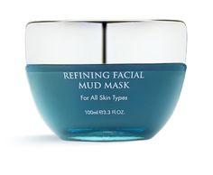 Máscara de lama purificante