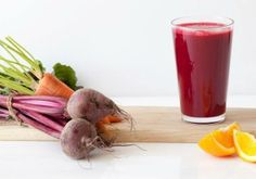 The Lactating Mother's Juice.  This is great for breastfeeding mothers. It increases lactation, and has lots of great vitamins and minerals for you and your baby's health. Don't forget to share this recipe to other moms!  Ingredients: 1/2 #beetroot, 2 #carrots, handful of #parsley, 1/2 #lemon.