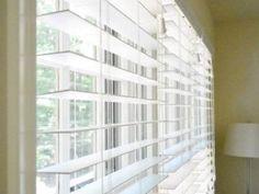Hanging blinds