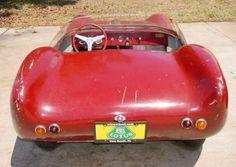 1982 Westfield Lotus 11 For Sale Rear