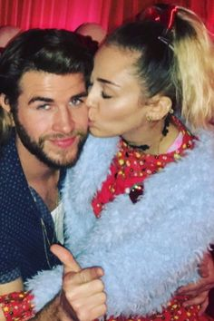 Miley Cyrus and Liam Hemsworth Spent Christmas Making Everyone Jealous of Their Relationship